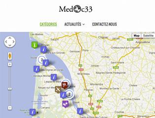 MEDOC33 – Annuaire du Médoc
