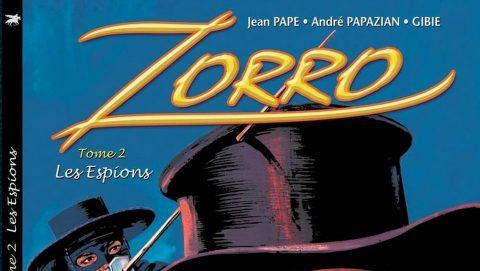 Zorro de Walt Disney