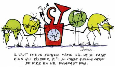 Zones rurales : quand Hollande veut fibrer le cul des vaches